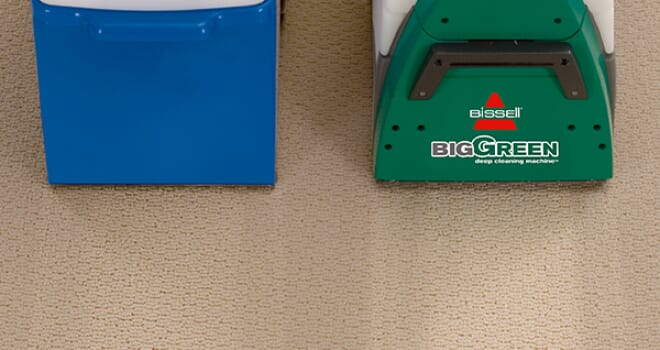 Bissell Big Green Machine Carpet Cleaner Rentals