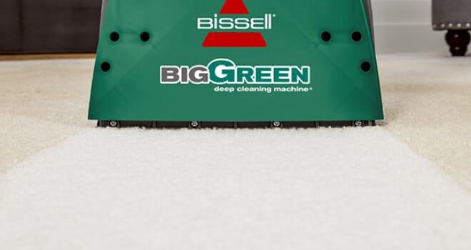 Bissell Big Green Machine Carpet Cleaner Rentals