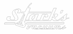 Stark's Vacuums logo. Stark's vacuums provides carpet cleaner rentals for people in Portland OR, Vancouver WA, and Bend OR.